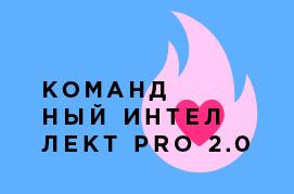КОМАНДНЫЙ ИНТЕЛЛЕКТ PRO 2.0